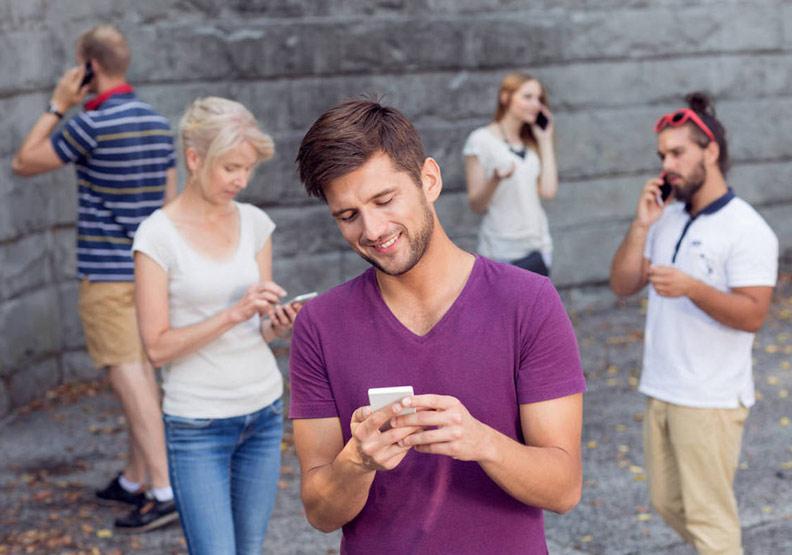 要幫你戒掉手機癮的手機?是的,你沒看錯