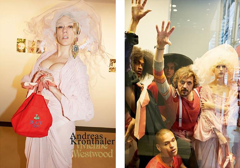 Vivienne Westwood春夏形象再現80、90年代紐約俱樂部文化