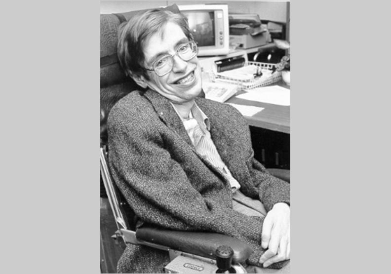 英知名物理學家霍金今過世 享壽76歲