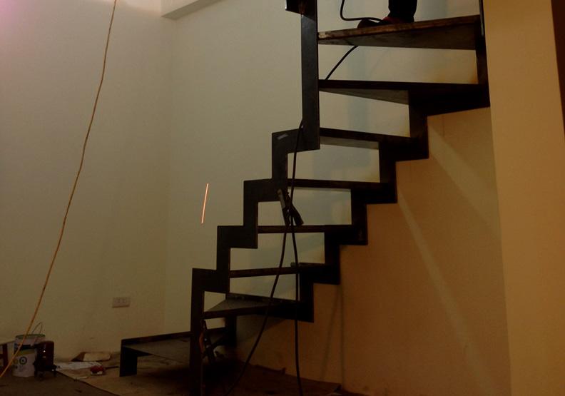 樓梯也會有溫度!做鐵工的人用心交流