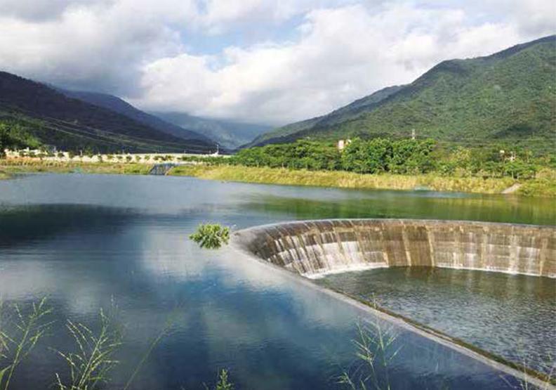 大潮州人工湖 抗旱之水