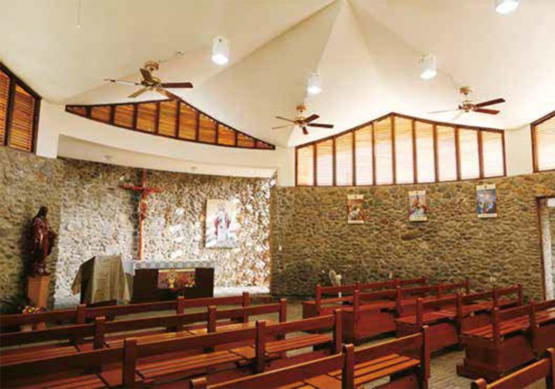 玉環教堂 聖殿復活記