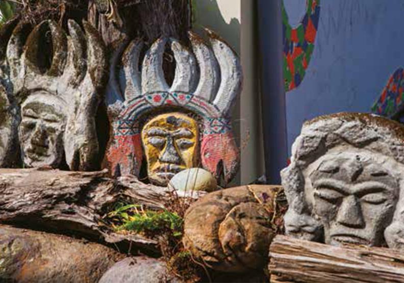 青葉藝術村 深山裡的美術館