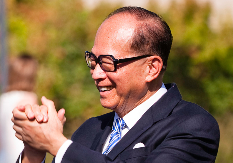 香港首富李嘉誠成功的背後…適合做生意的7種特質!