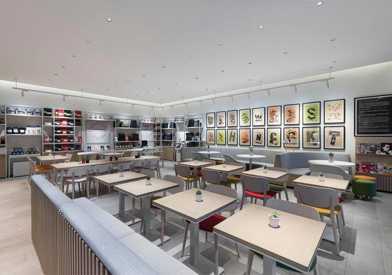 義大利筆記本天王Moleskine 在北京開設品牌咖啡館