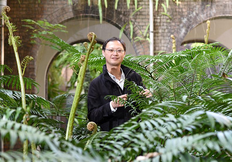 「愛林成痴」王瑞閔為保存珍貴植物,花光百萬積蓄
