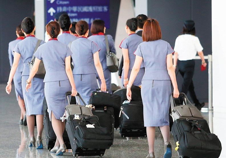 華航推300K實習空姐 引發外界議論