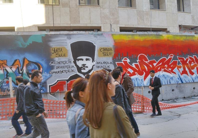 土耳其高唱國族主義 庫德族捍衛自身文化