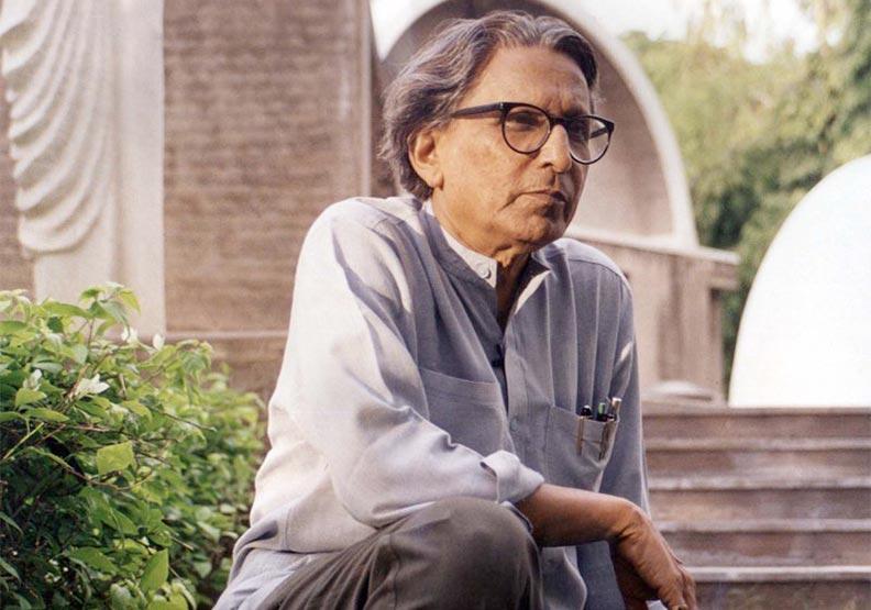 從窮小子到普立茲克獎得主 Balkrishna Doshi的故事
