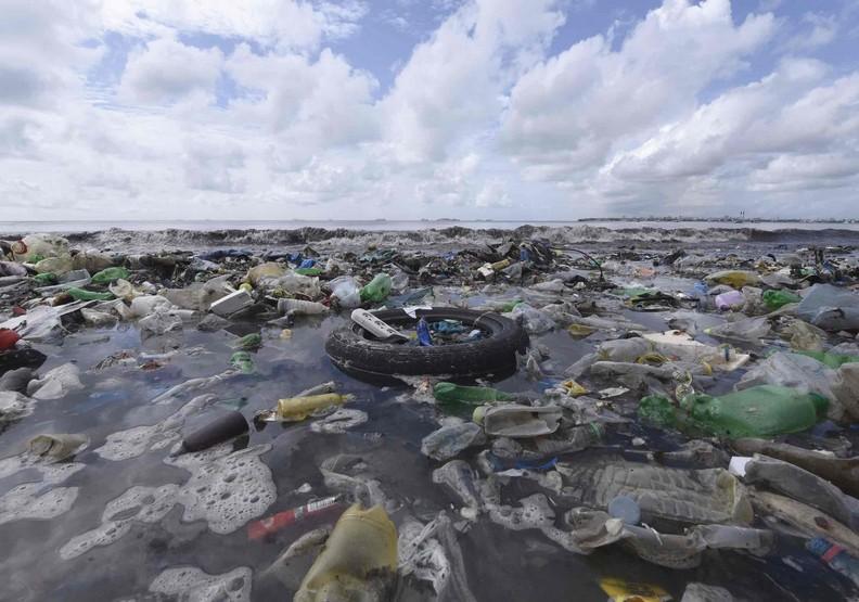 比台灣還大44倍的垃圾島?你看不見的海洋悲歌