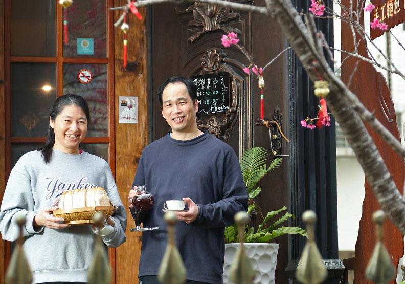 1萬杯的練習 李耀郡覓得夢想咖啡香