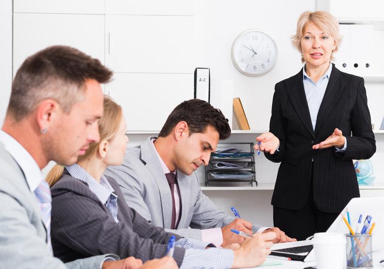 職場性平路迢迢 保障名額真能提振女力?