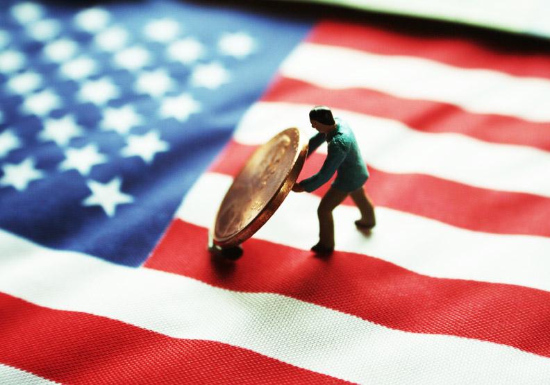 海外利潤匯回減稅 1.2兆熱錢風光返美