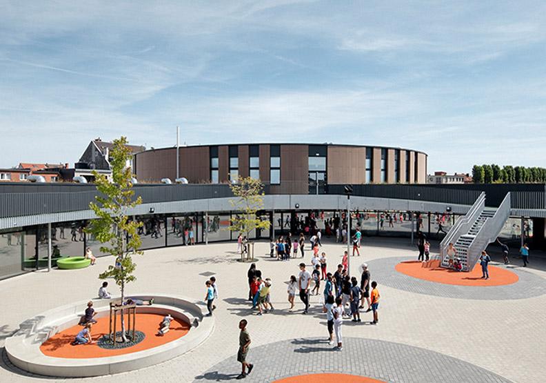 校園空間全面再造:環境美感教育 融入生活