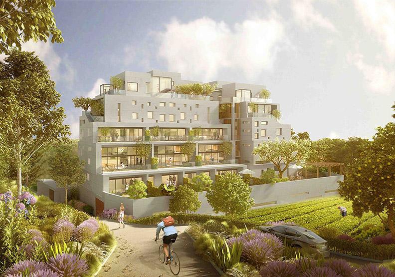 會呼吸的家!苗栗唯一全戶清水模自然共生住宅