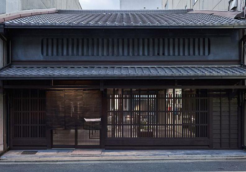 三宅一生妙手打造!京都132年老屋時尚變身