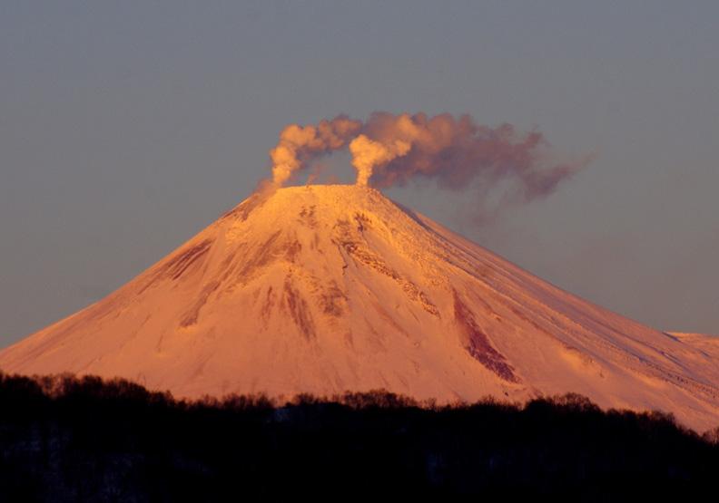 火山爆發可以引發全球冷化作用
