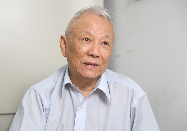 台大校長案被外國學者批「ugly!」 曾志朗:希望吳茂昆能堅持他的遠見和高度