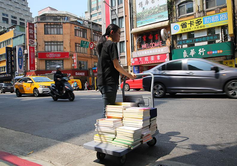 重慶南路成為商旅重鎮 北市傳奇書街只剩回憶?