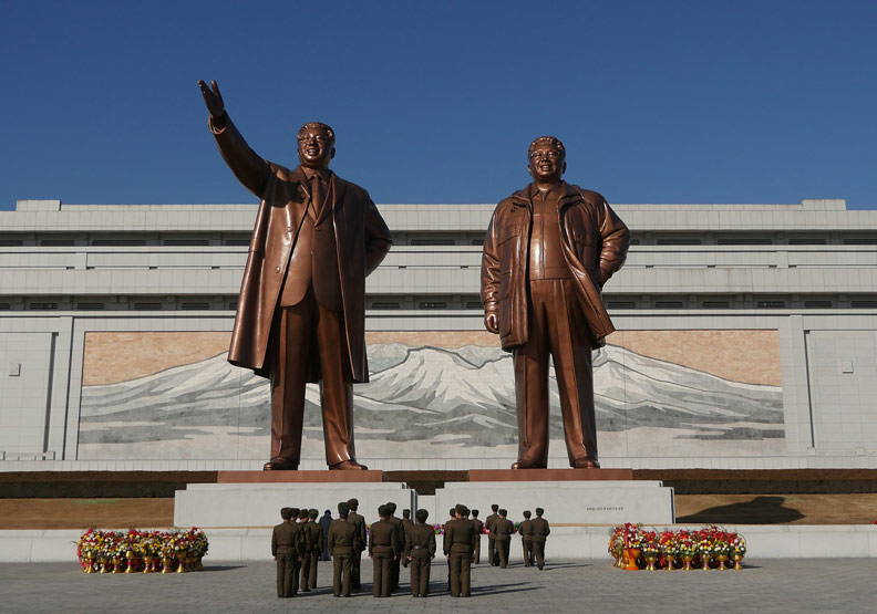 朝鮮半島不是德國!同是分裂但無法做比較