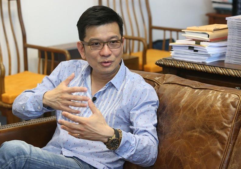 陳子鴻:大陸現在用台灣人 只有兩個理由