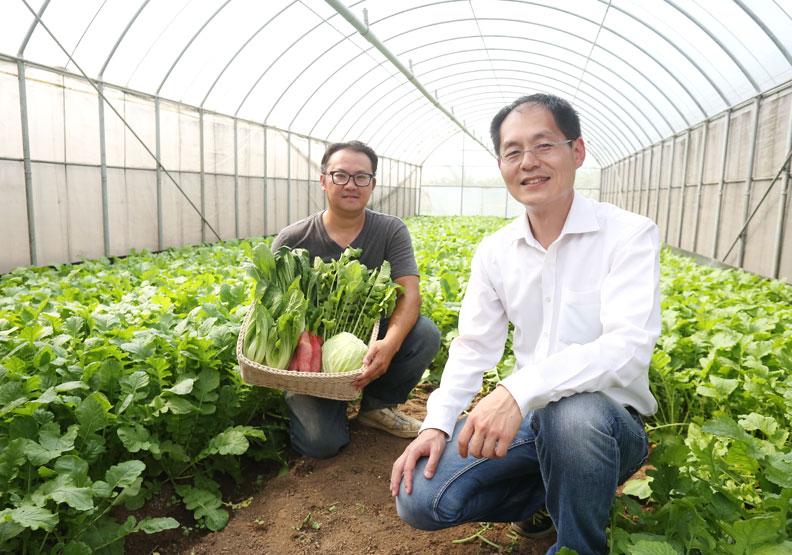 鄰鄉良食替企業客製採購 媒合小農直銷