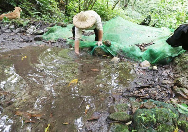 護翡翠水庫30年 8成坪林人沒自來水