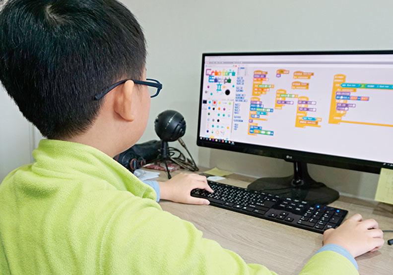 台灣小學生創作遊戲 獲麻省理工學院官網三度推薦