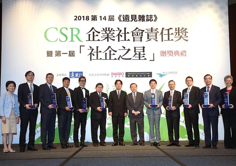 企業投資CSR,也能創新賺大錢