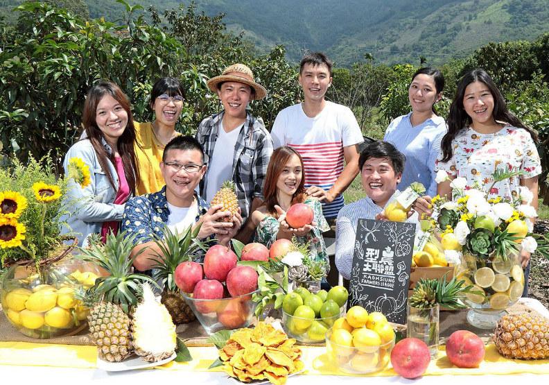 高雄型農培訓班  打造農青大聯盟