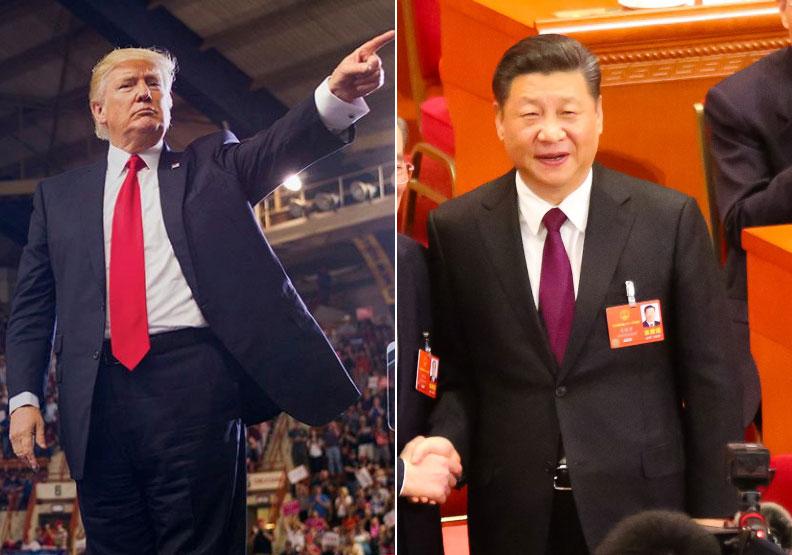 中美貿易大戰 台灣小心變「可拋棄式伙伴」