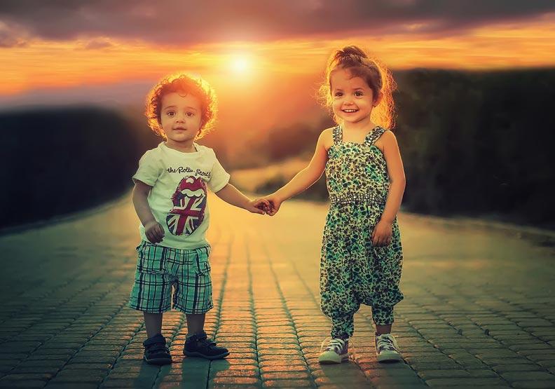向孩子學習!從他們身上學到耐性與愛人