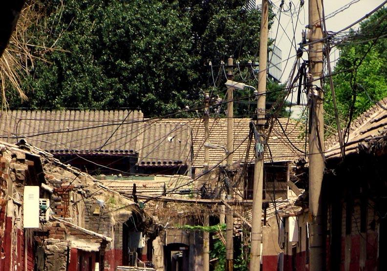 鼠窩住一宿:北京城裡不可言說的低端人口