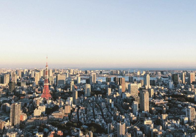 東京文藝小旅行 超受歡迎的美術館金三角