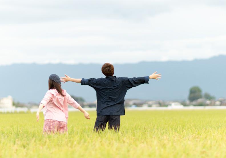 所謂夫妻,就是要一起經歷「不理想的生活」