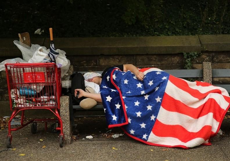 別把美國想的太好!一窺無家可歸人數最多的10大城市