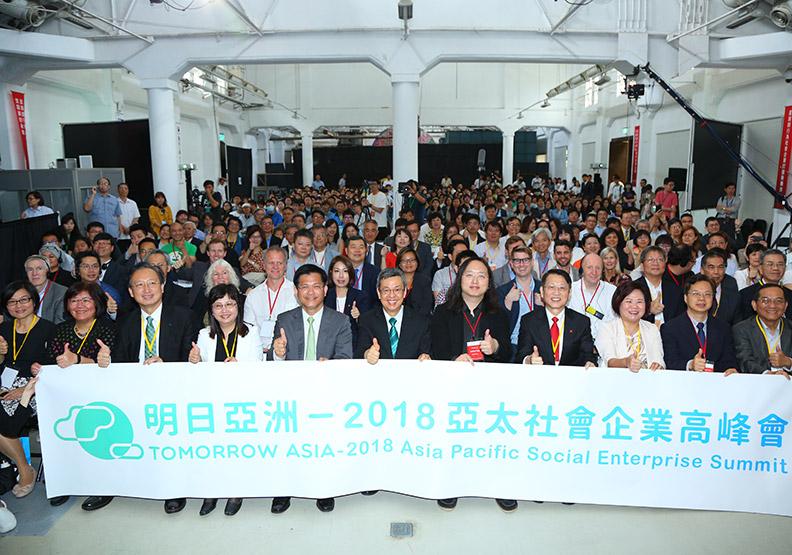 台灣社企力擴散  小產品也能影響世界