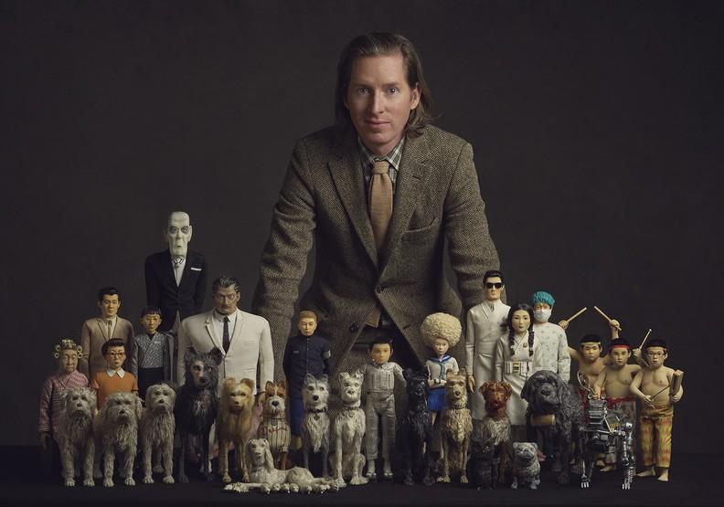 愛狗的你必看!威斯安德森用13萬張照片打造《犬之島》極致