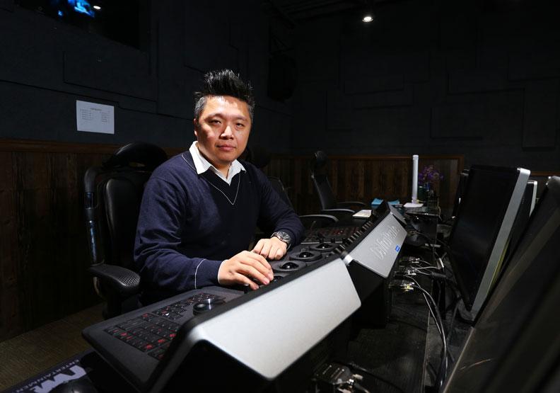 台灣獨創3D技術  三人打造兩岸特效王國