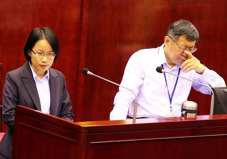 「神隱少女」吳音寧 會怎麼攪動台北市長選情?