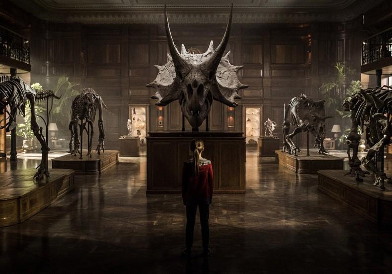 《侏羅紀世界:殞落國度》:生命該如何找到出路?