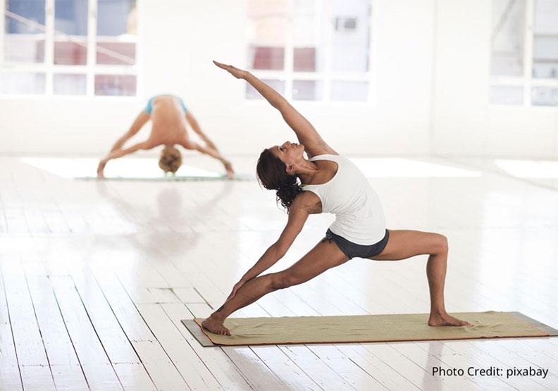 不只賣瑜伽褲,Lululemon更讓你獲得瑜伽的美好體驗!