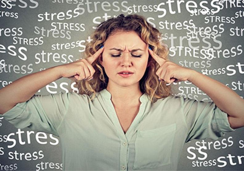 談論壓力的英語慣用語