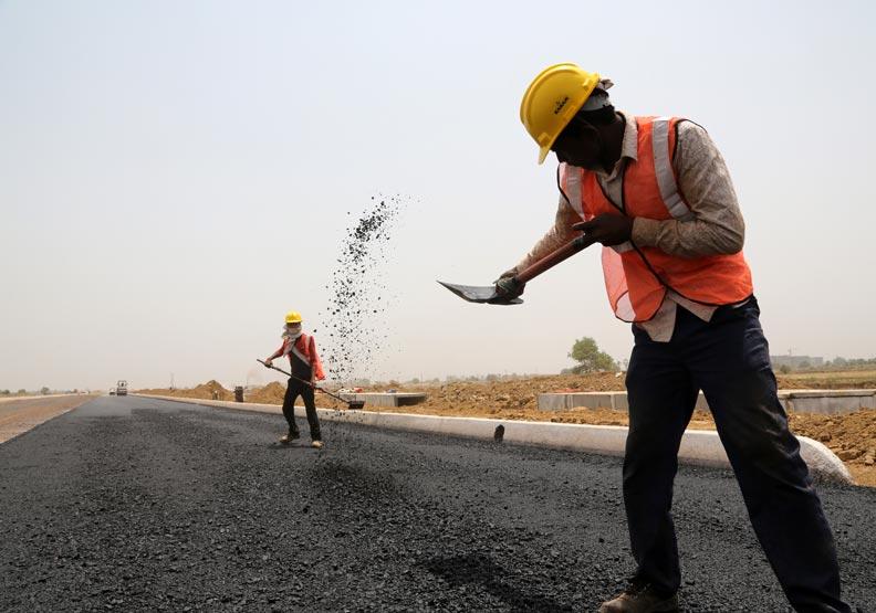 基礎建設大興土木 印度矢言打造百座智慧城