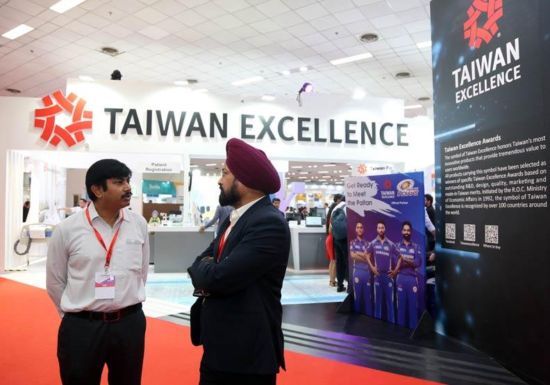 台灣貿協躍進印度 新德里辦事處接軌新南向