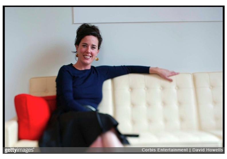 她用鮮豔糖果色擄獲一代女性的心 緬懷配件設計師Kate Spade