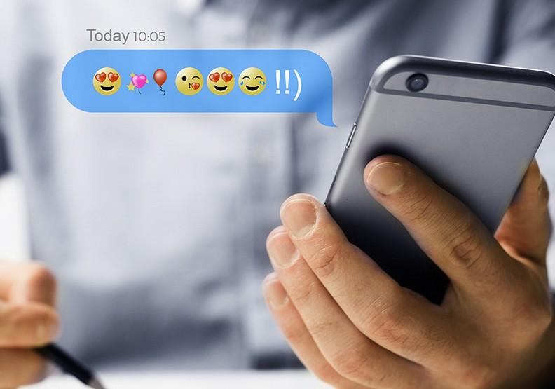 愛用表情符號溝通?研究:在職場上只會顯得無能