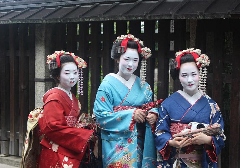 京都舞妓、藝妓分得清?