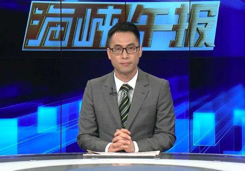 大陸記者申請駐台遭拒 諷蔡政府:連個記者都怕