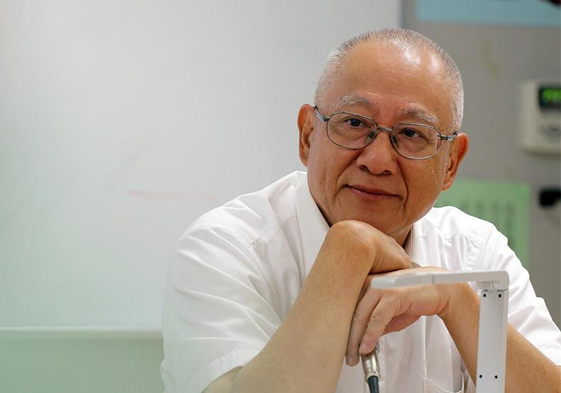 大老闆們的總導師 司徒達賢70歲屆退「不退休」